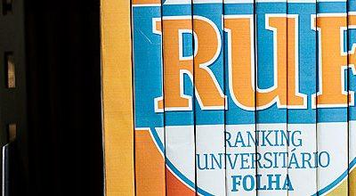 UFMG em primeiro lugar no Ranking Universitário da Folha